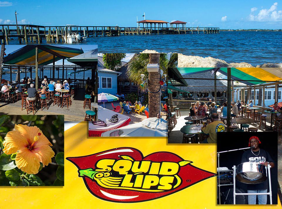 Squid Lips Overwater Bar & Grill