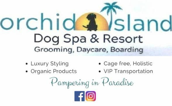 Orchid Island Dog Spa and Resort