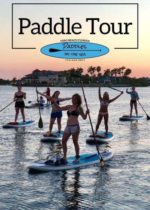 Paddle Tour Of Vero Beach