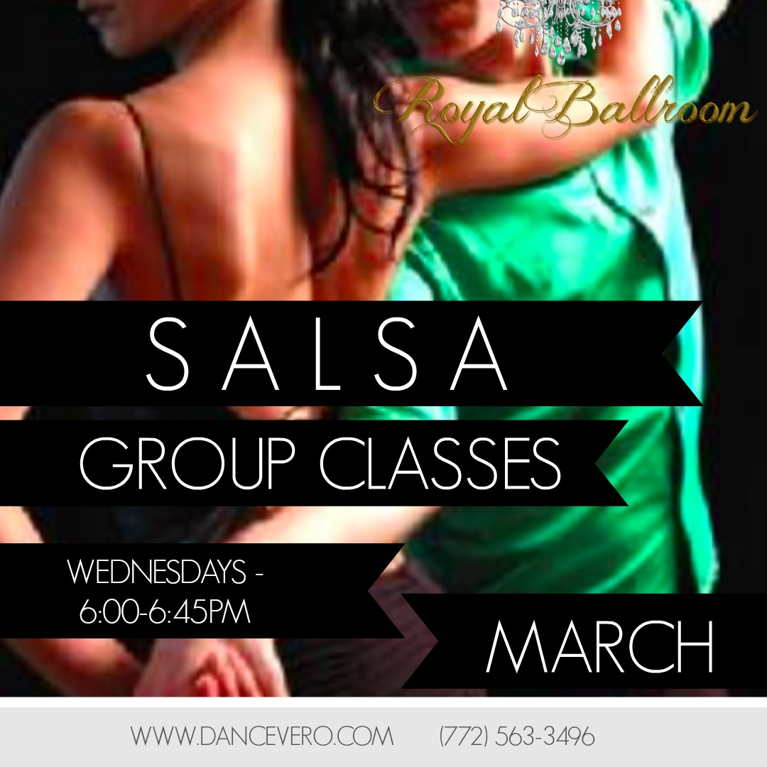 Salsa Group Dance Classes