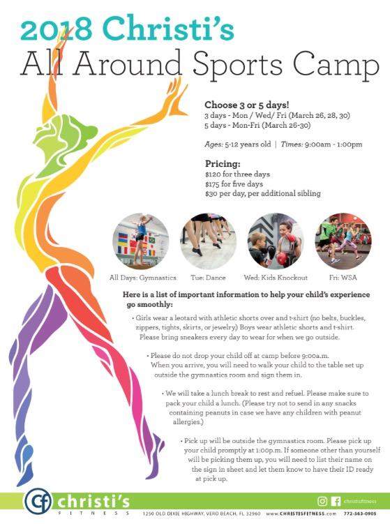 All Around Sports Camp