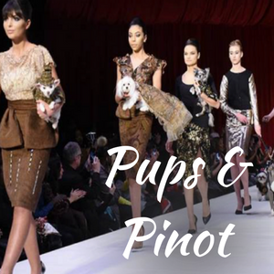 Pups & Pinot Fashion Brunch