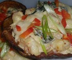 Crab & Shrimp Crisp