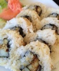 Eel Roll & Pad Tai