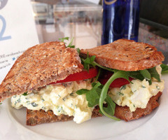 Egg-salad Sandwich