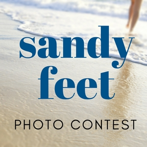 Sandy Feet Photo Contest