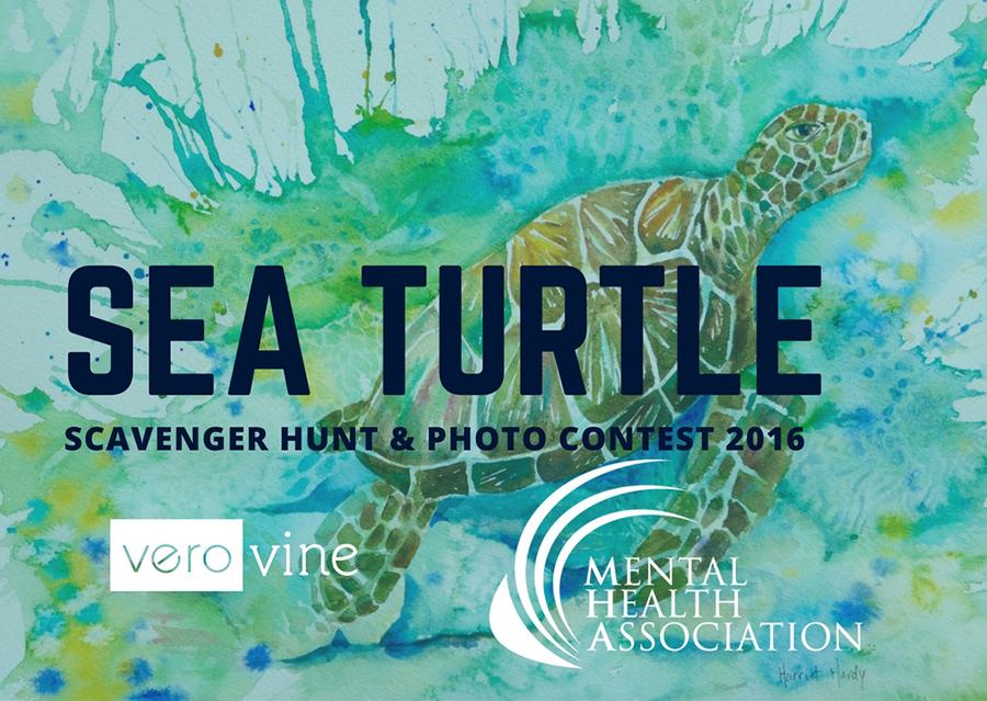 Vero's Turtle Scavenger Hunt 2016